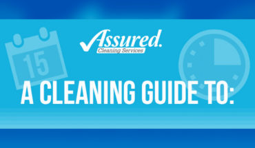 How Often Should You Clean: Cleaning Frequency Guide - Infographic
