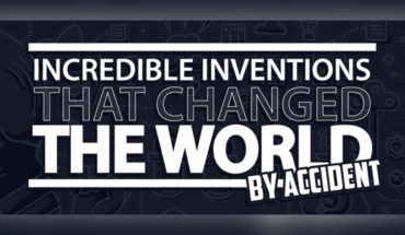 Silly Accidents that Led to Major Inventions! - Infographic