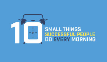 Start the Day Right: 10 Early Morning Habits of Successful People - Infographic
