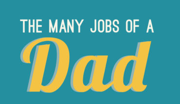 What If You Had to Pay Your Dad a Salary? - Infographic