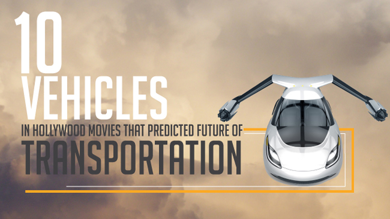 Dream to Reality: 10 Hollywood Movie Transport Predictions