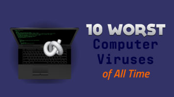Everyone's Worst Nightmare: How Computer Viruses Turn Innocent Computers into Evil Zombies - Infographic