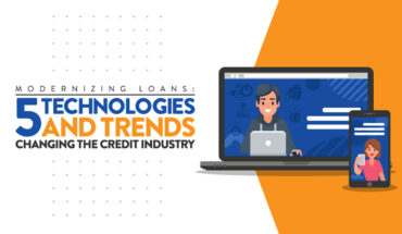 How the Credit Industry is Evolving: 5 Modern Loan Technologies - Infographic