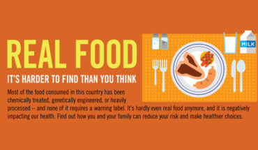 Is Real, Honest Food a Thing of the Past? - Infographic