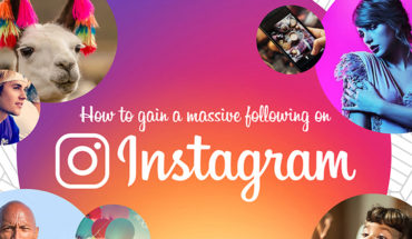 Peak the Ratings: How to Build a Wow! Instagram Following - Infographic