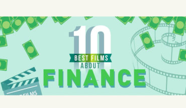 The 10 Best Ever Movies on Finance - Infographic
