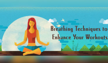Why Right Breathing Techniques are Essential for Workouts - Infographic
