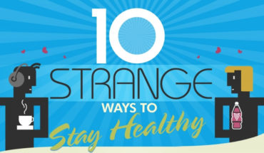 10 Out-of-the-Ordinary Methods to Boost Your Health - Infographic