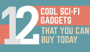 Bring the Future Home: 12 Unbelievable Gadgets You Can Buy Today - Infographic