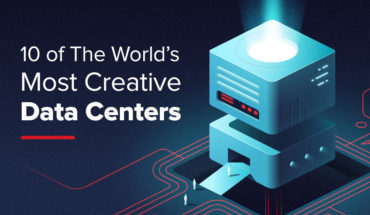 Data Centers that Push the Envelope in Creative Design - Infographic