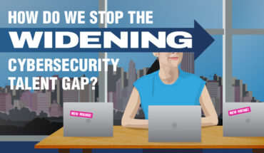 Growing Talent Chasm in Cybersecurity: Immense Career Opportunities - Infographic