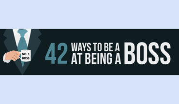 How to Be a Great Boss: 42 Unwritten but Wise Rules - Infographic