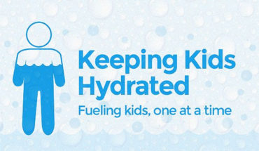 How to Keep Your Kids Optimally Hydrated - Infographic