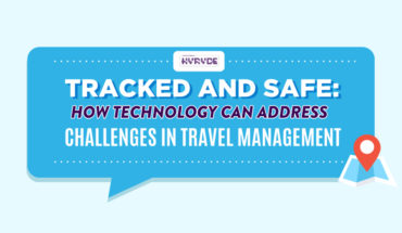 How to Travel Smart and Safe: Mobile Technology Solutions for Travel Management - Infographic