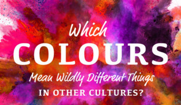Many Shades of Life: The Different Meanings of Color in Different Cultures - Infographic