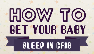 That's My Bed! Acclimatizing Baby to Sleeping in a Crib - Infographic