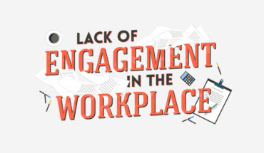The Dangers of a Workplace Manned by Disengaged Workers - Infographic
