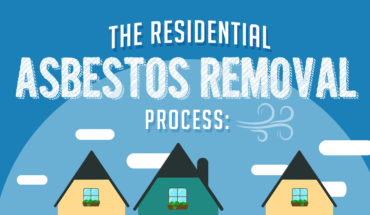 The Killer in Your House: Dangers of Asbestos and Why Only Professionals Should Remove It - Infographic