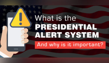 The New 'Presidential Alert' System: Why It's of Vital Importance to the Nation - Infographic