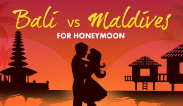 The Perfect Honeymoon Destination: Choosing Between Bali and Maldives - Infographic