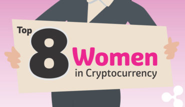 Top of the Crypto-Pops: 8 Women Who've Shone in Blockchain - Infographic