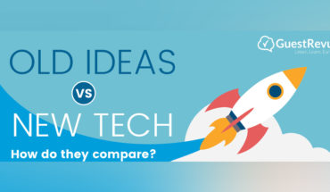 Traditional Vs Tech: Comparing Old Concepts and New Technologies - Infographic