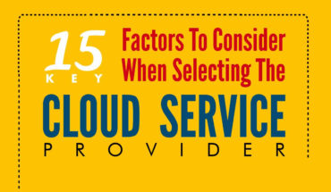 Which Cloud Do You Adopt? 15 Factors to Help You Choose the Right CSP - Infographic