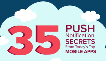 How to Up Your Push Notification Game: 35 Best Practices and Tips - Infographic