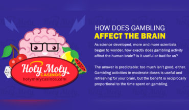 Is Gambling Good for You? - Infographic