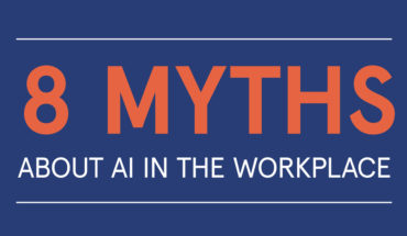 Scope of AI in the Workplace: Dispelling Myths and Presenting Facts - Infographic