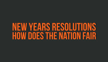 The State of the Nation: Attitudes Towards New Year's Resolutions - Infographic