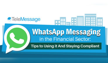 Using WhatsApp Messaging for Office-Related Work: Tips to Ensure Safety and Compliance - Infographic