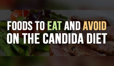 Candida Diet: 11 Ways to Beat the Candida Virus and Promote a Healthy Digestive System - Infographic