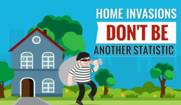Home Invasions: Don't Be Another Statistic - Infographic
