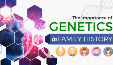 It's All in the Genes: How Genetics Can Change Family History - Infographic