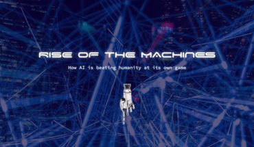 Machines that Learn, Adapt, Think: The Rise of Artificial Intelligence - Infographic