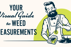 One-Stop Guide to Cannabis Measurement Scales - Infographic
