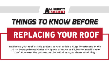 Roof Need Changing? Thing You Must Know! - Infographic