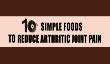 Say Goodbye to Arthritis Joint Pain with These 10 Home Remedies - Infographic