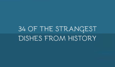 Súrir Hrútspungar and More: Strangest Dishes in History - Infographic