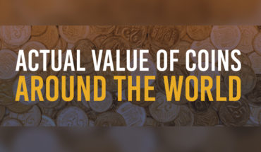 What Are Coins Worth If Valued in Metal? - Infographic