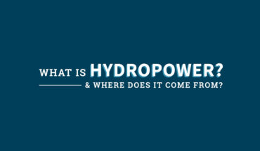 Why Hydropower is the Future for a Cleaner, Healthier World - Infographic