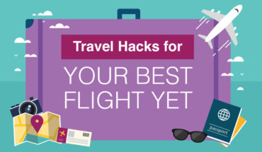 Best Travel Hacks for Maximum Travel Comfort - Infographic