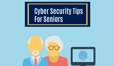Ensuring Cyber Security for Seniors: Easy Tips to Follow - Infographic