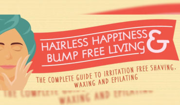 Is a Razor-Bump Free Beach Bod on Your Wishlist? Here's How! - Infographic