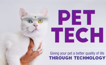 It's a Pet's World: How Technology is Making Life Better for Pets - Infographic