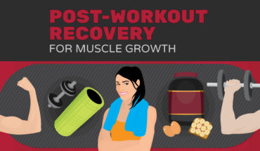 Stretching Helps Muscle Growth: Here's How - Infographic