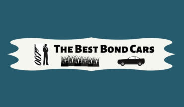 Bond Car Parade: The Best Bond Cars - Infographic