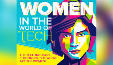 Closing the Gender Gap: Women in Tech - Infographic