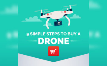 How to Buy a Drone: 9-Step Process for Beginners - Infographic